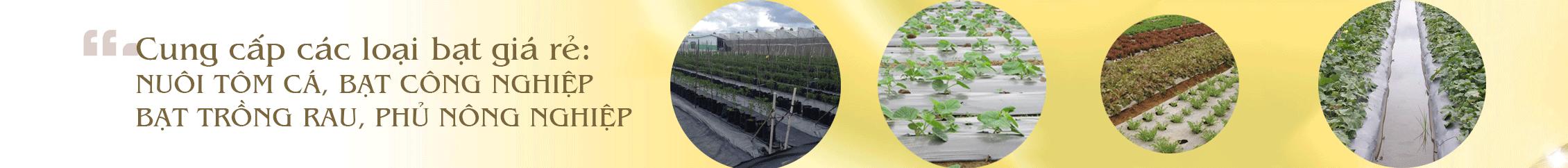 Bảng giá bán lẻ bạt PE,HDPE ao hồ, lót đất trồng rau chuyên dụng độ bền