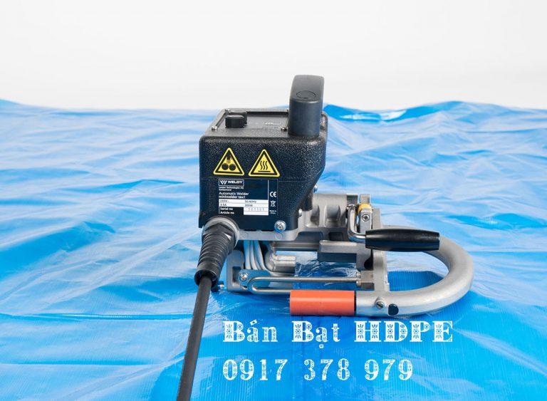 Máy Hàn Bạt HDPE Hồ Tôm, báo giá máy hàn bạt hdpe tphcm