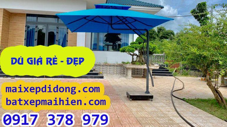 Mua Dù Che Nắng Mưa Lệch Tâm Ngoài Trời Ở Bình Thuận Ở Đâu